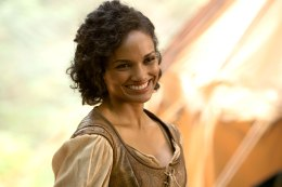 ONCE UPON A TIME Episode: The Garden of Forking Paths MEKIA COX